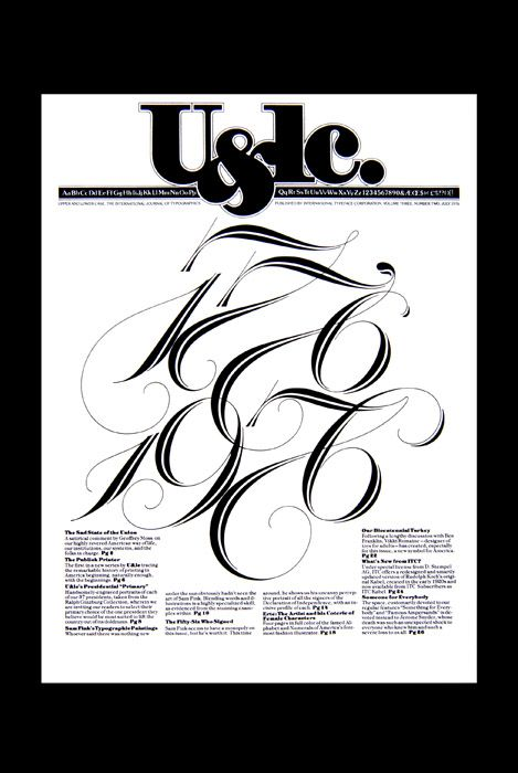 herb lubalin and this magazine were part of my introduction to typography! I still have a few copies tucked away.