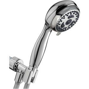 Water pik PowerSpray+ NSL-653 Shower Head-by WATERPIK by Waterpik. $42.97. General InformationManufacturer:Water Pik, IncManufacturer Part Number:NSL653Manufacturer Website Address:Brand Name:Water pikProduct Line:PowerSpray+Product Model:NSL-653Product Name:PowerSpray+ Hand Held Shower HeadsAdditional Information:This premium PowerSpray+™ shower head offers a contemporary take on the traditional shower head design. Featuring sleek and soft lines, it brings elegance to your...