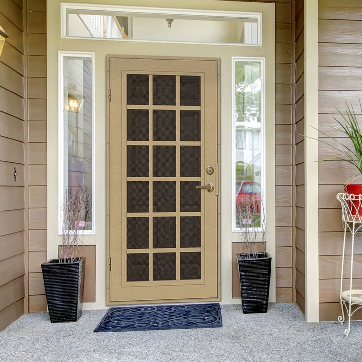 46 Best Premium Aluminum Security Doors Images On
