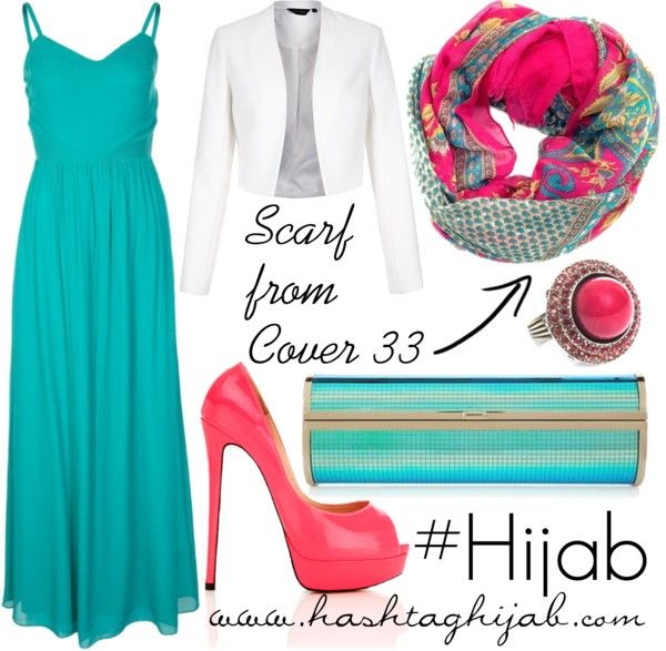 Hashtag Hijab Outfit #232