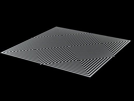 Carpet VP I 3d model by Design Connected