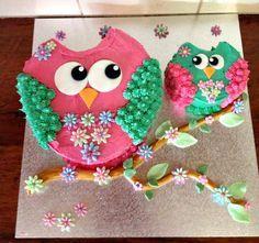 Adorable Owl Themed Birthday Cakes - Sassy Dealz