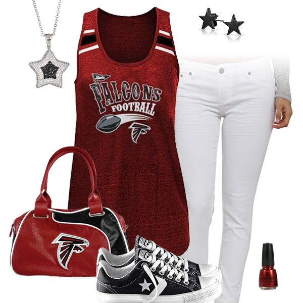 Atlanta Falcons All Star Outfit