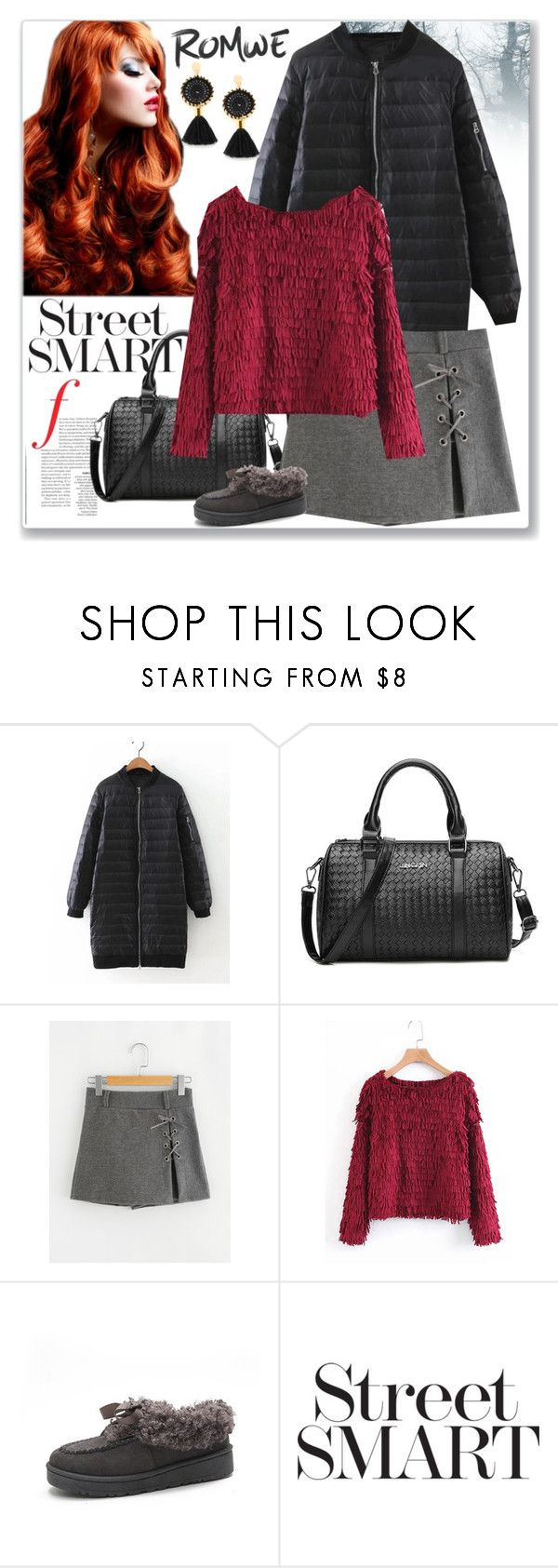 """""""www.romwe.com-LIV-4"""" by ane-twist ❤ liked on Polyvore featuring Pierre Hardy and romwe"""
