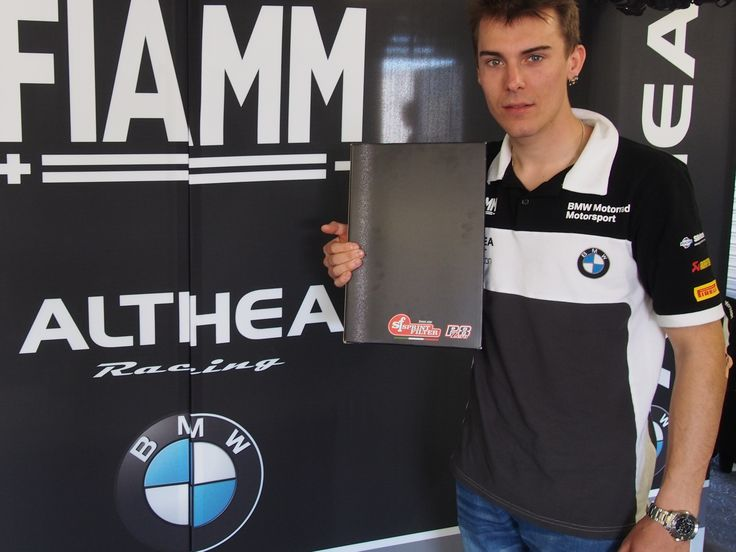 Markus Reiterberger - Althea BMW Racing Team - Motorcycle: BMW S1000RR