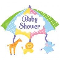 Shape Baby Shower Mobile $17.95 U26806
