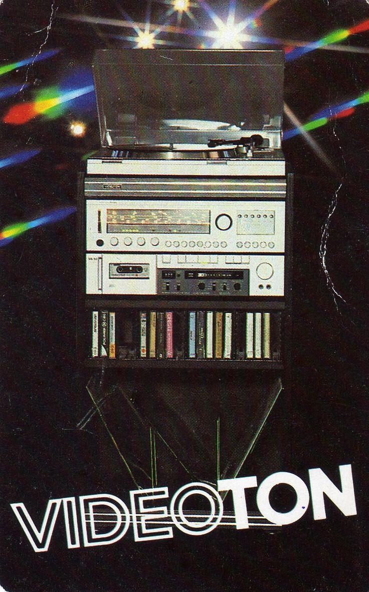 VIDEOTON – 1983