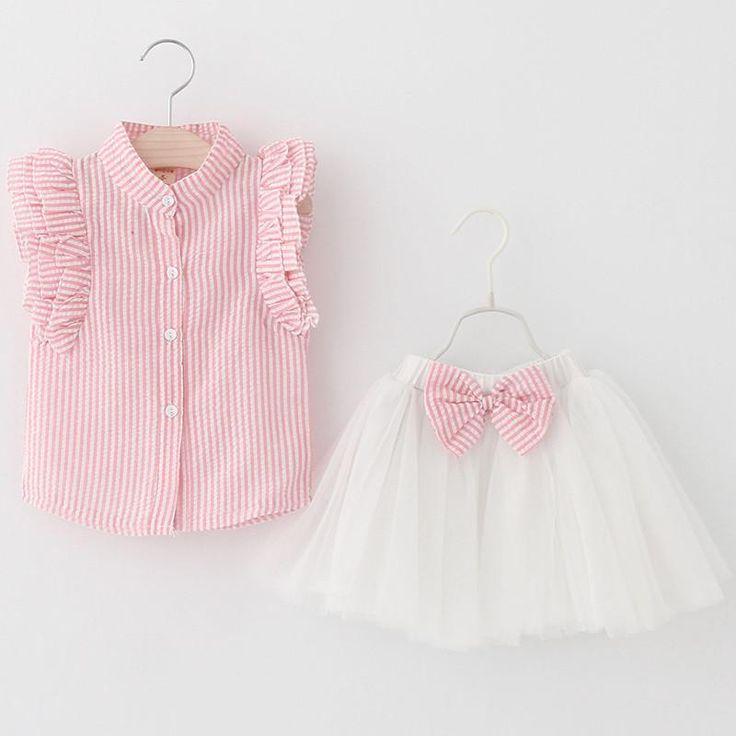 Product Specification: Gender: Girls Dresses Length: Knee-Length Built-in Bra: N…