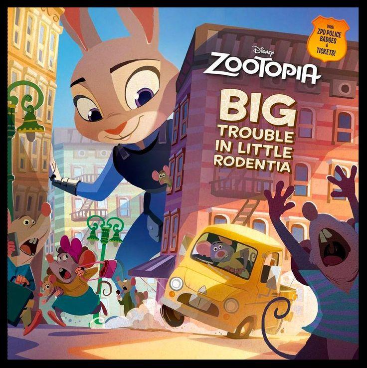Released images for upcoming #Zootopia books.  #Zootopie #Disney #Zootropolis #Zoomania  @DisneyAnimation