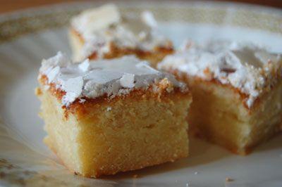 Citroen yoghurt cake - fruit en yoghurt dus dat is best gezond (en suiker, KILO'S suiker).