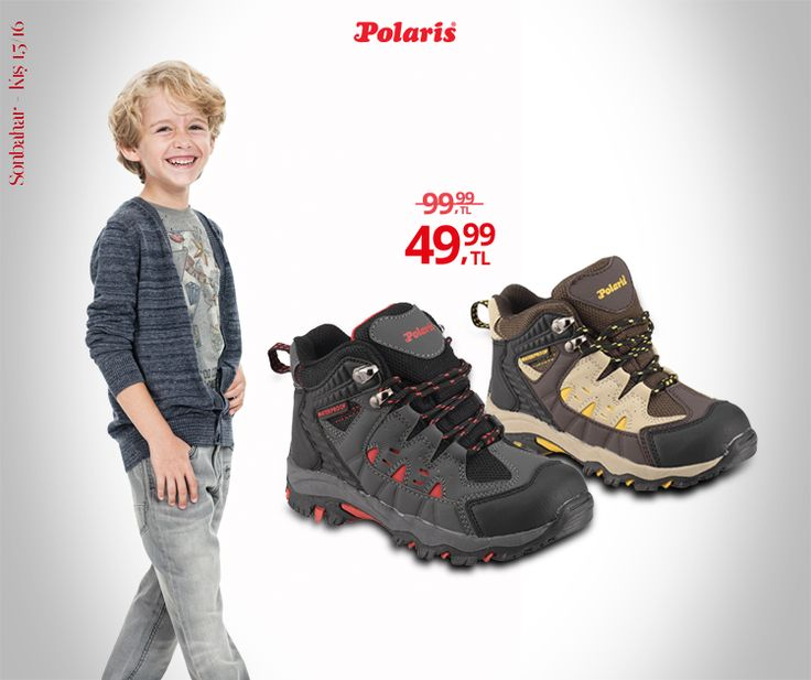 Miniklerin havalı adımları konuşulacak. #AW1516 #winter #kış #yenisezon #fashion#fashionable #style #stylish #polaris #polarisayakkabi #shoe #ayakkabı#shop #shopping #child #childfashion #trend #moda #ayakkabıaşkı #shoeoftheday #bot