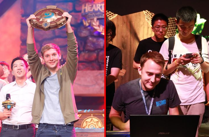 Hearthstones esports team has two secret weapons: a Halo vet and an Olympic aspirant  Blizzard Entertainment doesnt follow anyones playbook. It writes its own. Weve seen that with games like Diablo StarCraft and Overwatch. And this approach applies to esports as well as to game development.  In January Hearthstone crowned its 2017 champion Chen tom60229 Wei-Lin in Amsterdam the first time Blizzard held finals for its card game outside of the companys annual fan fest BlizzCon. It was an…