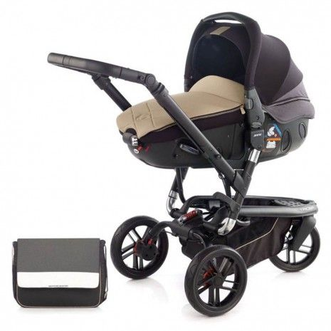 Jane Trider Matrix Travel System - Clay