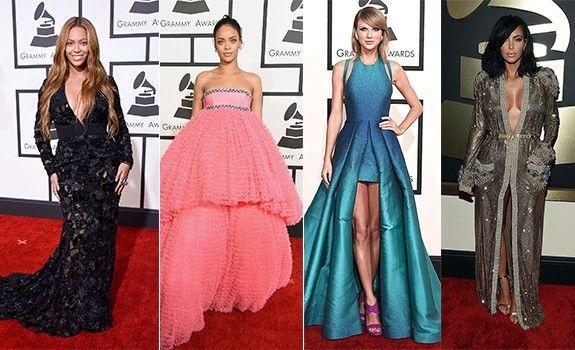 2015 Grammy Ödülleri Kırmızı Halı - Hep Moda Magazin
