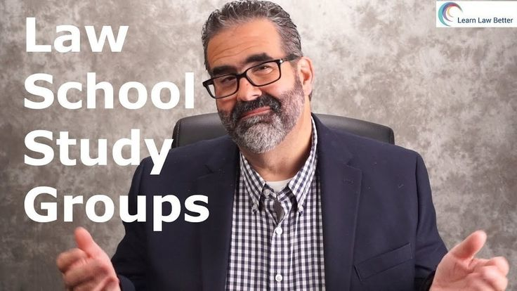 Learn how to use study groups to achieve higher grades in law school. Used the right way, study groups are powerful tools for success and learning. Feel free to comment on your use of study groups at youtube.com/LearnLawBetter