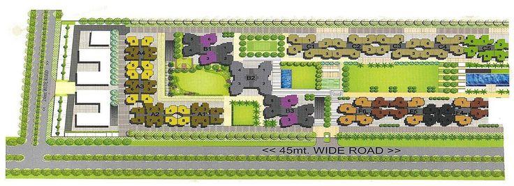 Panchsheel Greens Noida Master Plan