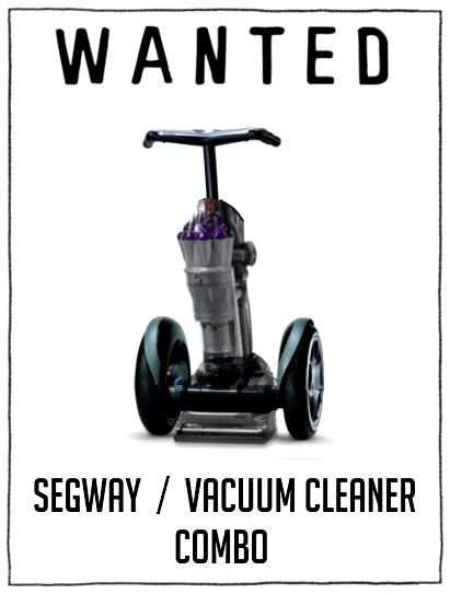 This would make cleaning the house so much more fun!