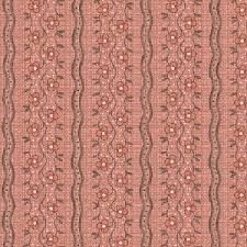 Quiltstof the Buggy  Barn by Henri Glass & Co stripe