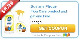 RESET: High-value BOGO Pledge Floor Care printable coupon! - http://www.couponaholic.net/2015/03/reset-high-value-bogo-pledge-floor-care-printable-coupon/