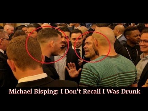 Michael Bisping On The Argument with Eddie Bravo: I Don't Recall I Was D...