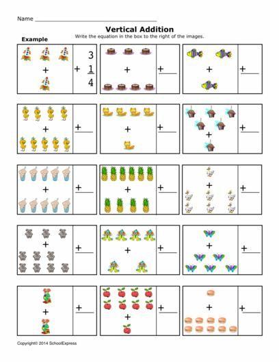 math worksheet : math worksheets addition worksheets sums 1 10 vertical  free  : Addition Worksheets Sums To 10