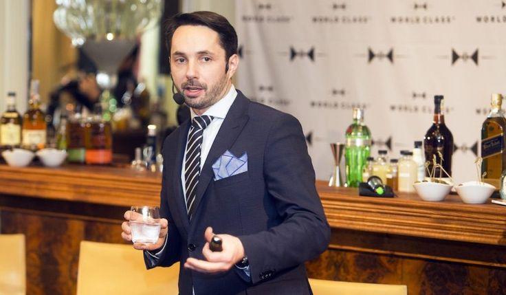 Diageo World Class / Petr Kymla