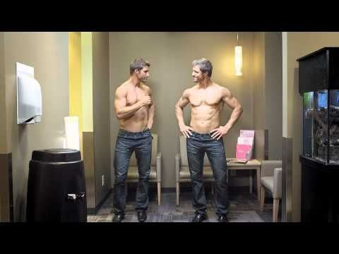 Ladies, you HAVE TO WATCH THIS--breast cancer awareness advertisement.    OMG, SO funny!