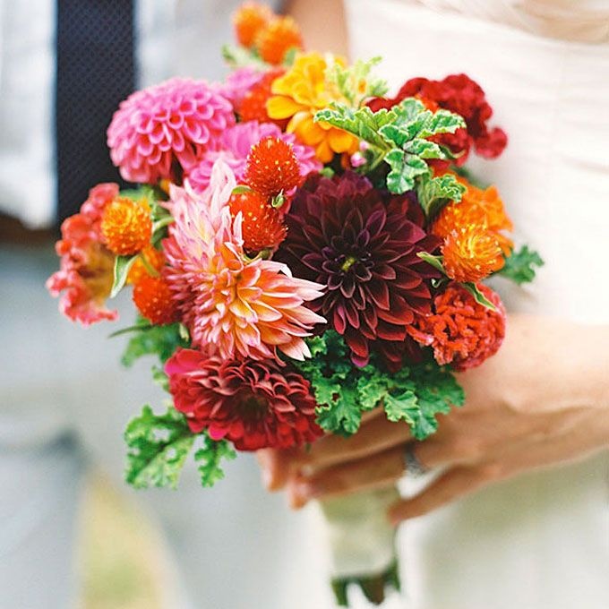 #Bouquet sposa d'#autunno