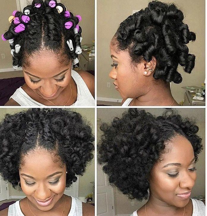 Latest Hairstyle Naturalhairstylesforshorthair Curlyhair Hair Styles Natural Hair Styles Short Natural Hair Styles