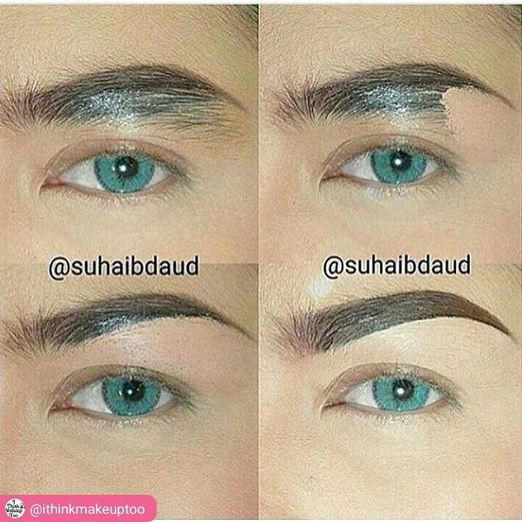 thanks to @suhaibdaud repost from @ithinkmakeuptoo  ini techniq lem alis ( bisa mengunakan uhu kertas ya say) dan di tutup mengunakan foundation or concealer g harus cukur alis ya ladies .... ・・・ So I posted a picture a while back of a girl who concealed her eyebrow hairs to make them look more in shape and it honestly got a lot of backlash which is really shocking. Here's another look of another person doing the same thing. I honestly am very impressed with it…