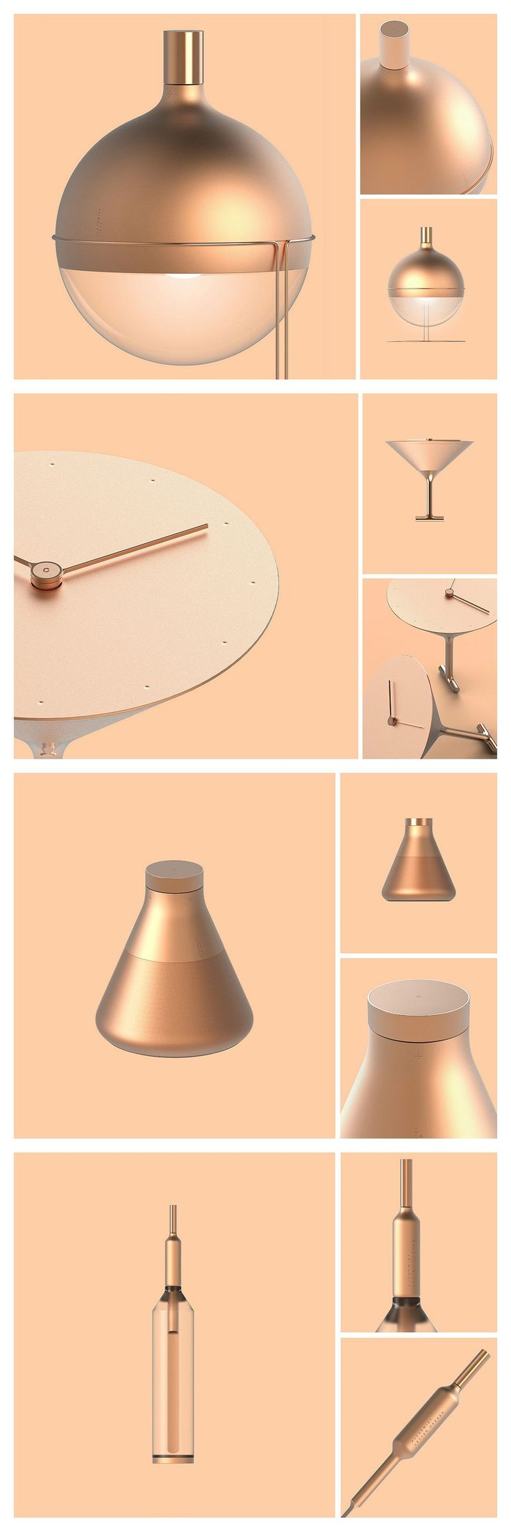 If art doesn't inspire, what use is it?! The Alchemist is a series of cool gentleman objects inspired from the book The Alchemist, by Paulo Coelho. Read Full Story at Yanko Design