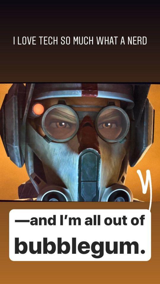 Clone Wars Memes Tumblr Star Wars Memes Star Wars Anakin Clone Wars Ahsoka