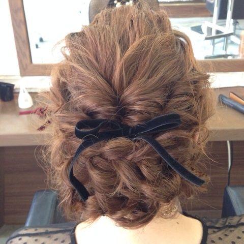 cute hair style♡