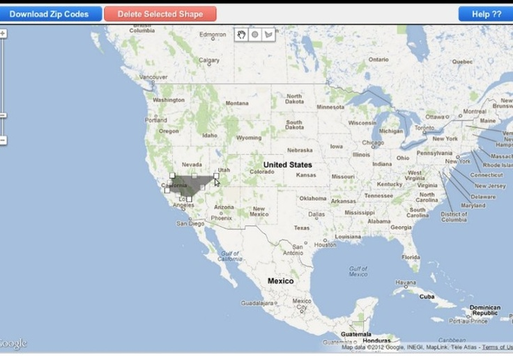 give you over 80,000 USA zip codes in csv and sql dump for $5, on fiverr.com