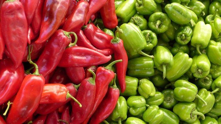Paprika a její zdravotní účinky