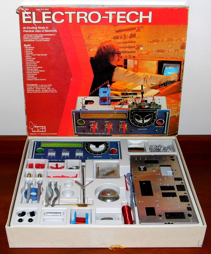 15 Best Electronic Kits for Kids: Learn about Circuits ...