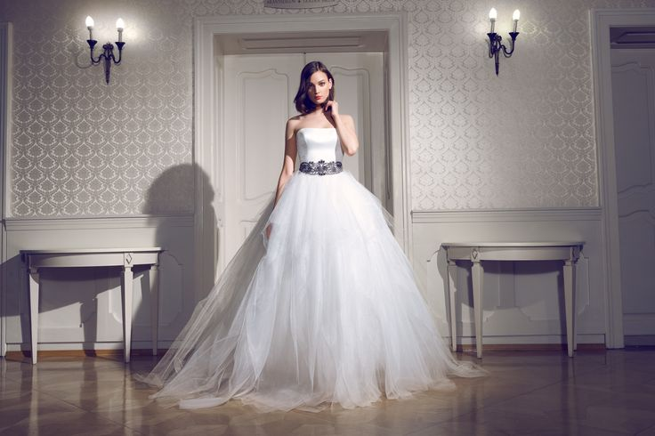 Tulle ball gown from the Secret Collection