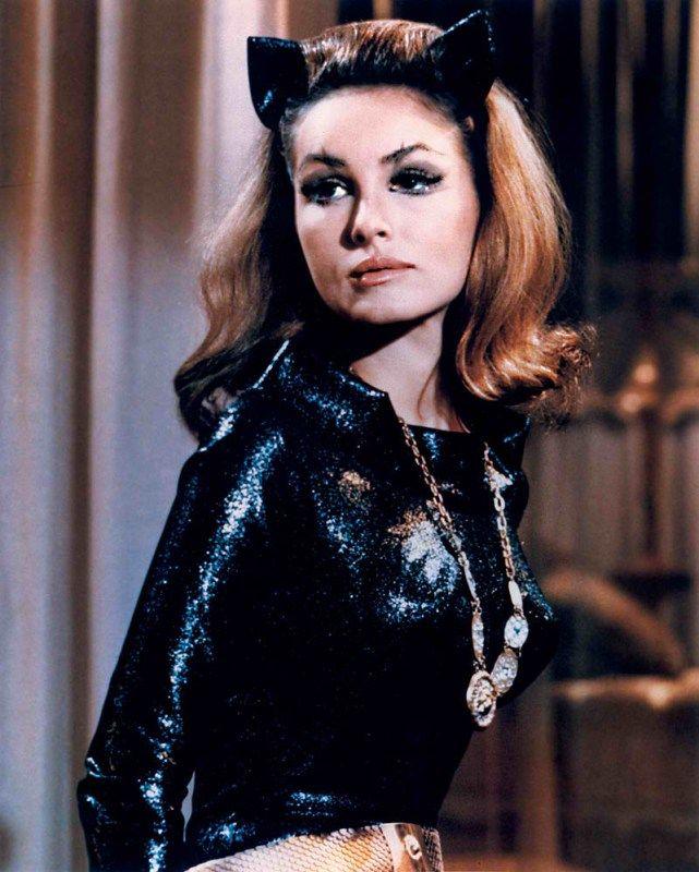Julie Newmar Catwoman Batman 1966.