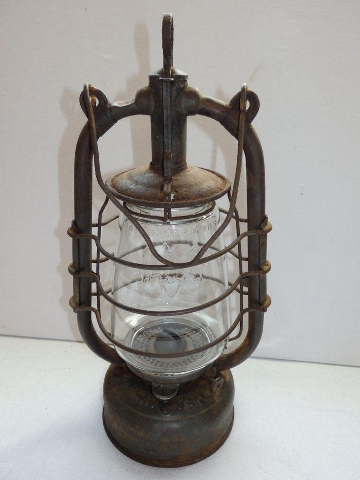 Frowo 105 Petroleumlampe Petroleum Laterne Fröhlich & Wolter, Camping, Outdoor, Kerosene Lantern, Sturmlaterne, Storm lantern, Stalllaterne von werorowe auf Etsy