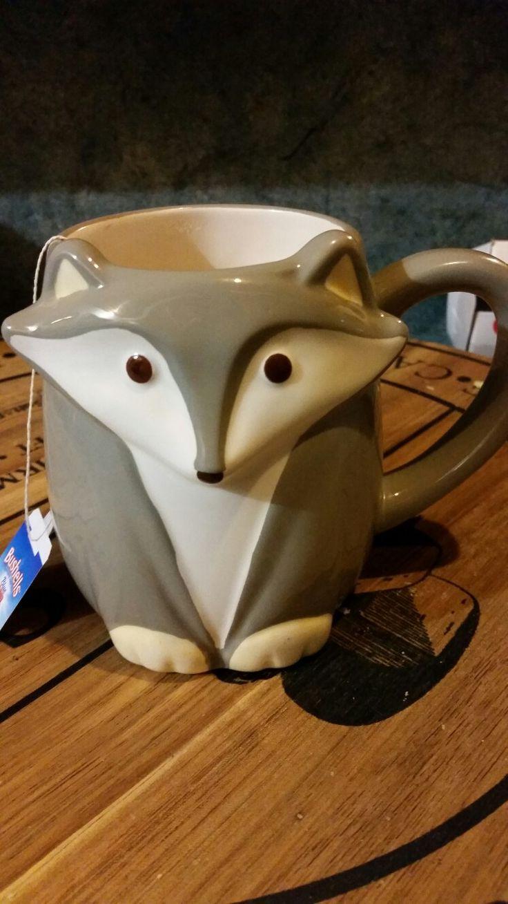 Wolf mug or fox mug? Either way still cool! #coolmugs