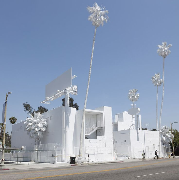 #GoAltaCA | Vincent Lamouroux's ghostly intervention transforms L.A.'s 'Bates Motel' before it fades into history... ""