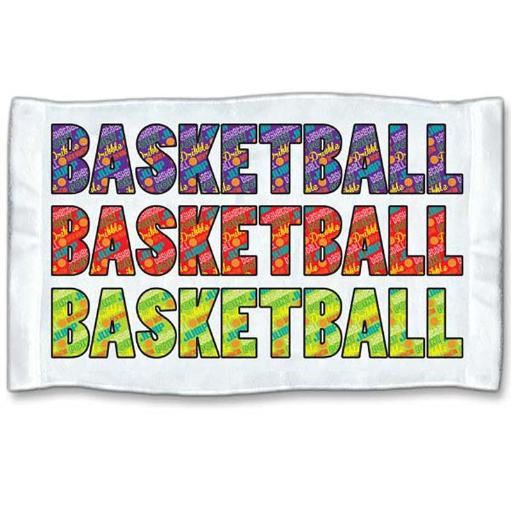 Basketball Sweat Towels: 231 Best Images About Basketball Ideas On Pinterest