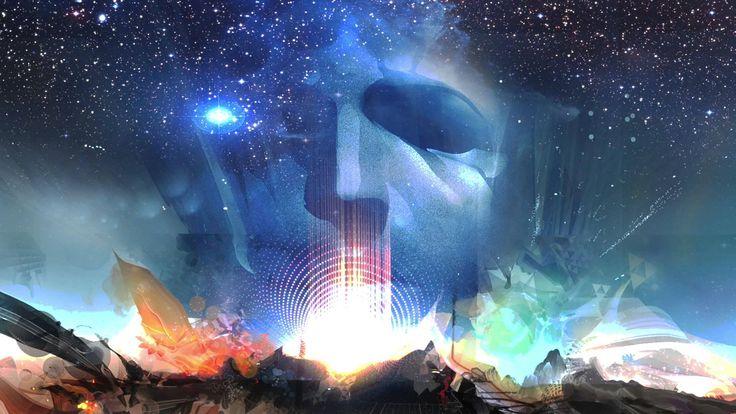 Shpongle - Behind the Epiphany of the Cosmic Mirror (Synovia mashup)