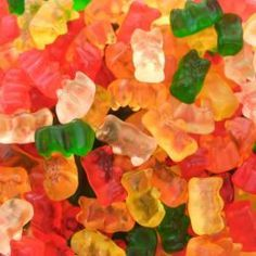 How to make Vegan Gummy Bears  and Worms. In case you're missing these chewy SOBs.
