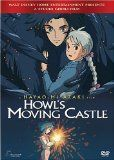 Howl's Moving Castle is great too! Another Hayao Miyazaki movie that everyone should own. What a great gift!