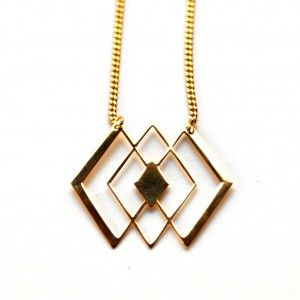 Collier KLEE or gold 24 carat necklace 24 carats