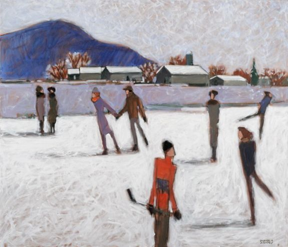 Claude A Simard » RECENT WORKS