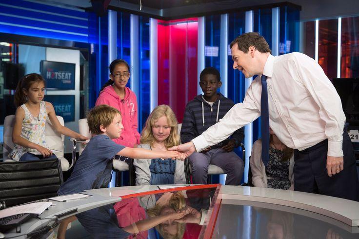 George Osborne: Watch The Full Hotseat Interview