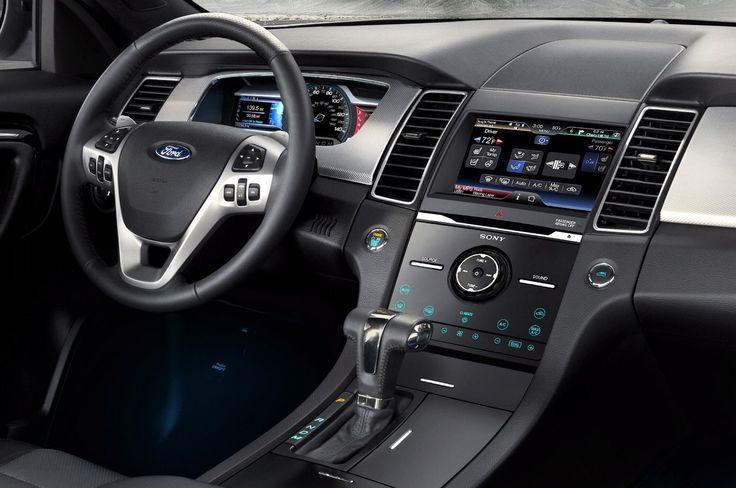 Ford Cars: 2013 Ford Taurus SHO