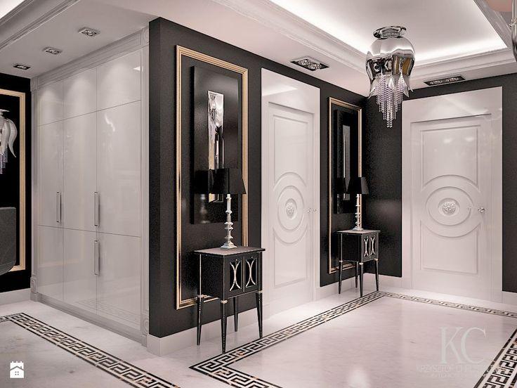 Aranżacje i wystrój wnętrz - styl Glamour. Projekty, które stanowią prawdziwe inspiracje dla każdego, dla kogo liczy się dobry design i nieprzeciętne pomysły w projektowaniu i dekorowaniu stylowego wnętrza. Obejrzyj zdjęcia!